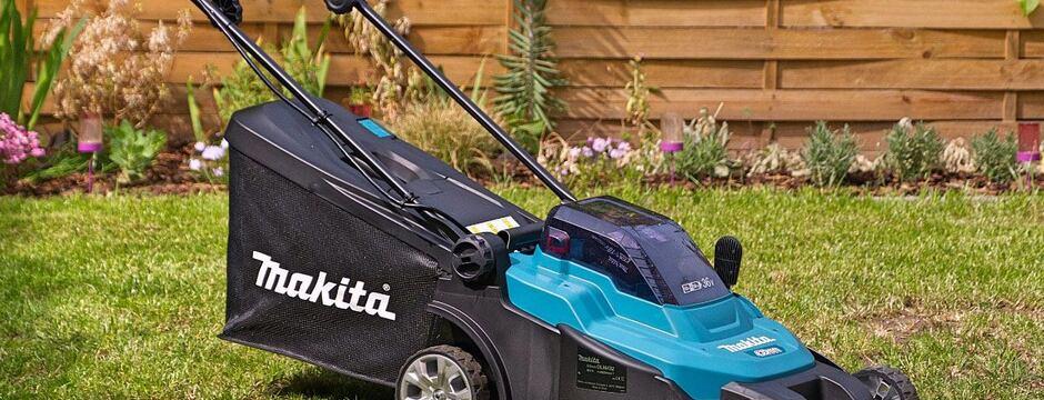 Aku zahradní stroje Makita nově v půjčovně - první zkouška zdarma