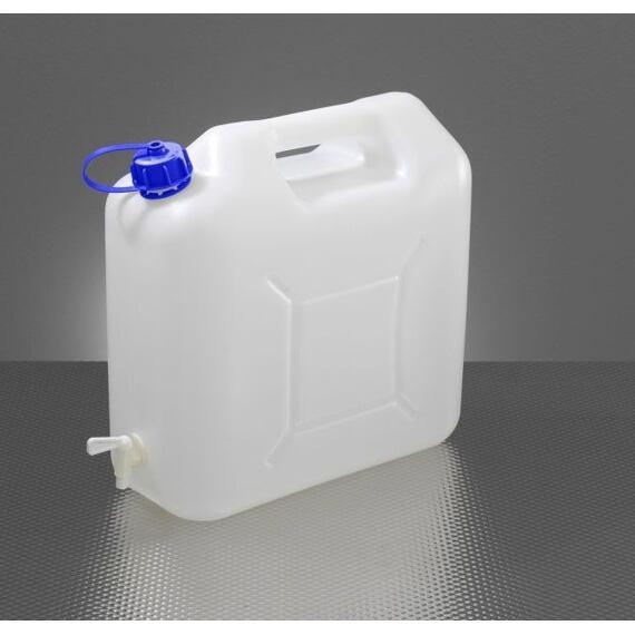 kanister na vodu 15l s kohútikom 256067