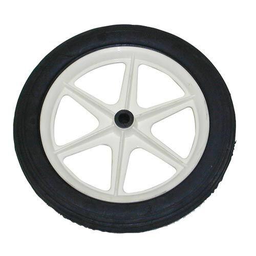 koleso k vozíku POPULAR, gumová obruč, 230*28mm 485021