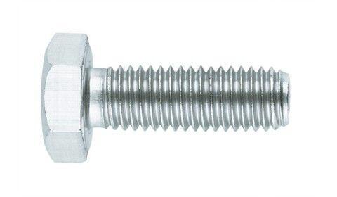 skrutka M5*50 šesťhranná hlava Zn 8,8 DIN 933