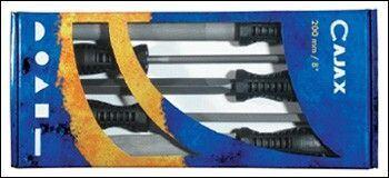 AJAX pilníky sada 5ks 150/2 AJ21192-1525